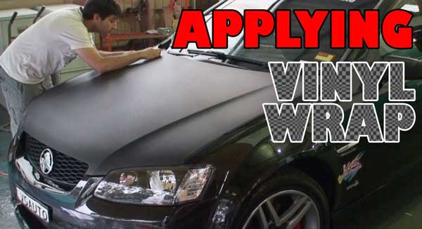 How To Make Car Vinyl