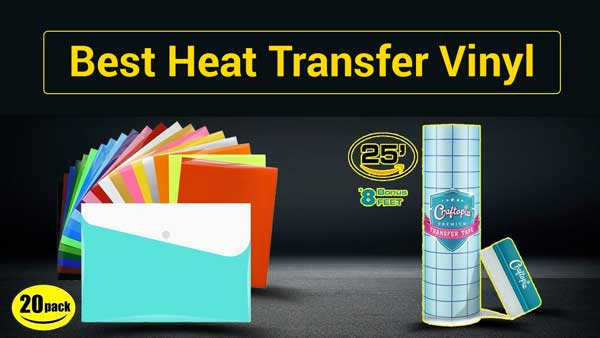 picture about Best Printable Heat Transfer Vinyl identified as Least difficult Warm Move Vinyl 2019: Evaluations By means of an Consultant