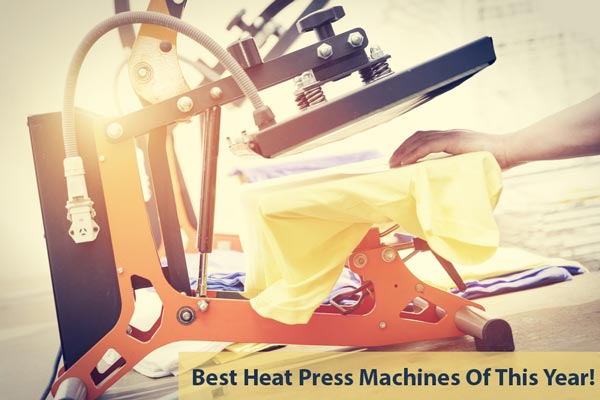 Best Hear Press Machine Reviews, T Shirt Printing Machine