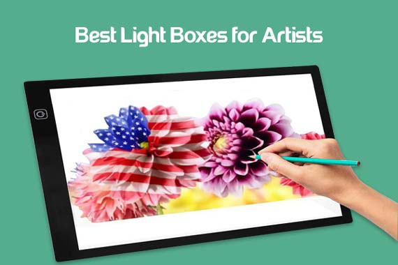 Best Light Boxes for Artists