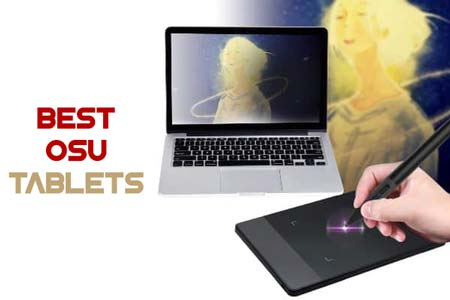 best osu tablets