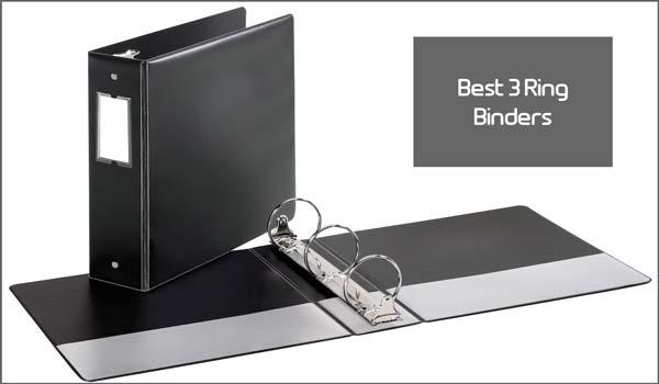 Best 3 Ring Binder