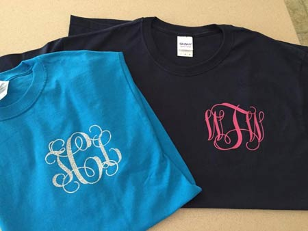 Monogram A Shirt Pocket