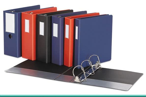 Best 3 Ring Binders