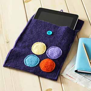 Make A Cushion Cover For Your iPad