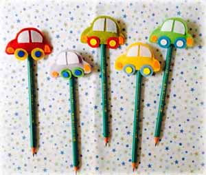Make Some Fun Pencil Toppers