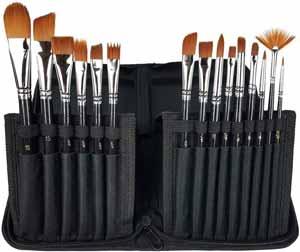 CP Art Watercolor Brush Set