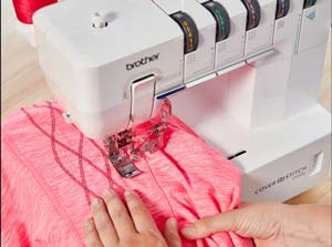 A Brief Introduction To Coverstitch Machines