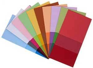 Art Paper Categories
