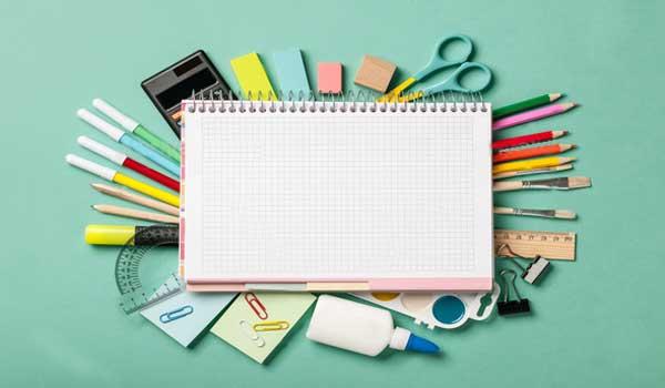college school supplies checklist
