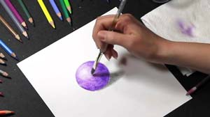 Different Ways You Can Blend Colored Pencils: Beginners Guide