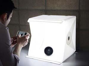 Portable Foldable Light Photo Shooting Studio Box