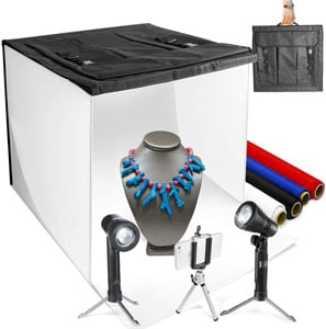 Light Tent Kit in a Box