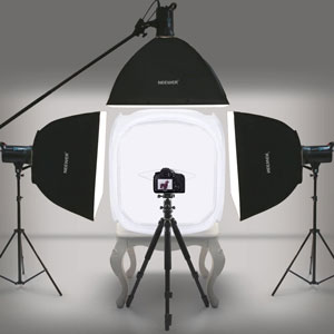 Photo Studio Shooting Tent Light Cube
