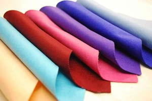 Types Of Felt To Choose From