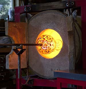 Glass Blowing Furnace