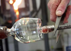 Glass Blowing Punty