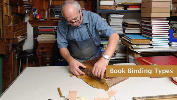 Book Binding Types