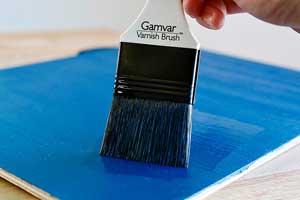 Varnish Acrylic Paintings