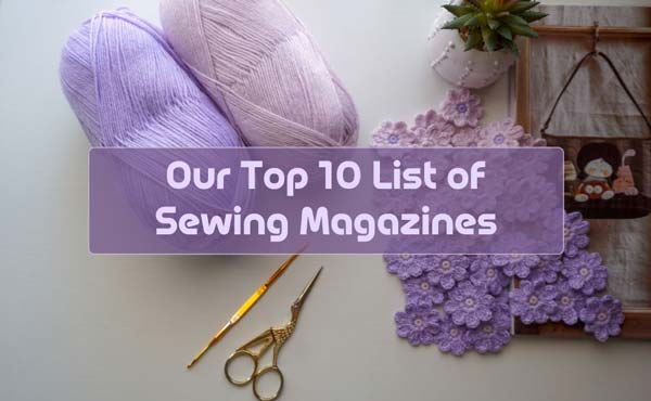 sewing magazine