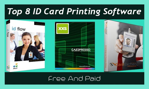 ID Card Printing Software