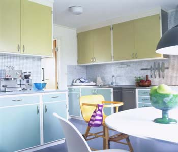 Two Tone Painting Ideas For Kitchen Cabinets