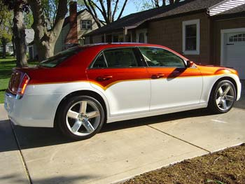 Two Tone Painting Ideas For Cars