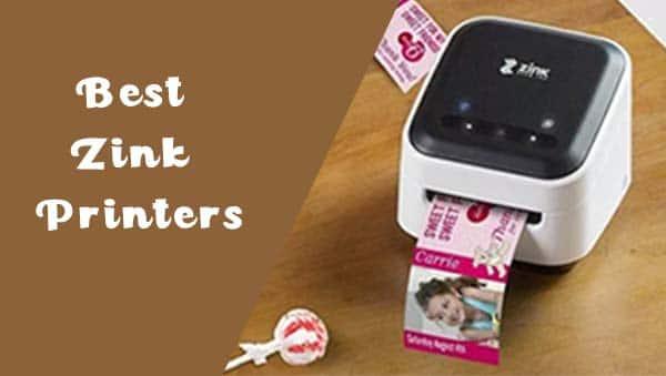 Best Zink Printers