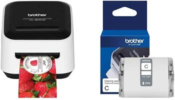Brother VC-500W Label and Photo Printer