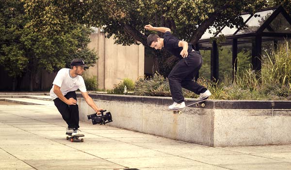 Best Cameras for Filming Skateboarding