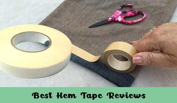 Best Hem Tape