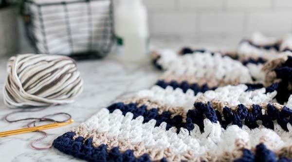 Best Yarn for Crochet Blanket